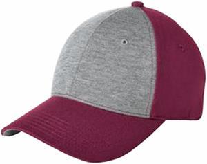 Sport-Tek Adult Jersey Front Cap