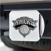 Fan Mats New York Knicks Chrome Hitch Cover