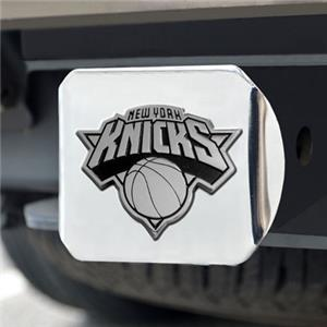 Fan Mats New York Knicks Chrome Hitch Cover