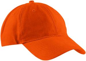 Port & Company Adult Brushed Twill Low Profile Cap