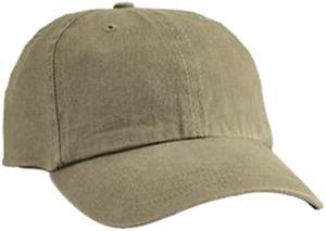 Port & Company Adult Pigment-Dyed Cap