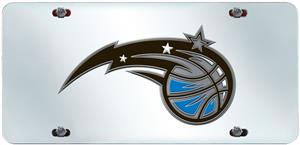 Fan Mats Orlando Magic License Plate Inlaid