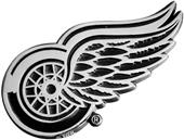 Fan Mats Detroit Red Wings Chrome Vehicle Emblem