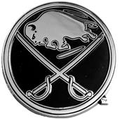 Fan Mats Buffalo Sabres Chrome Vehicle Emblem