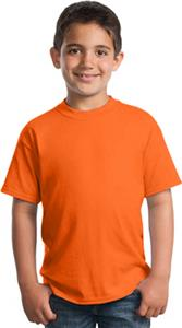 Port & Company 50/50 Cotton/Poly Safety T-Shirt