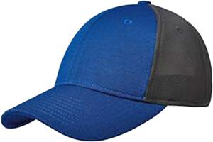 Port Authority Adult Pique Mesh Cap