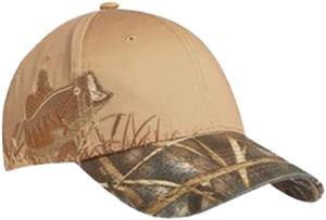 Port Authority Adult Embroidered Camouflage Cap