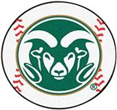 Fan Mats Colorado State University Baseball Mat