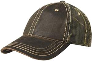 Port Authority Adult Pigment-Dyed Camouflage Cap