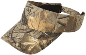 Port Authority Adult Camouflage Visor