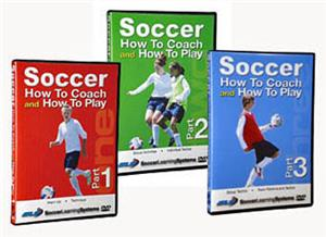 Soccer- How To Coach and How To Play Soccer Videos