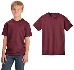 Port Company 100 Cotton T Shirt Cheerleading