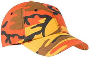 Port Authority Camouflage Caps