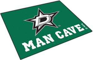 Fan Mats Dallas Stars Man Cave All-Star Mats