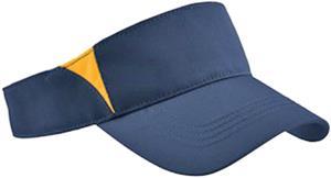 Sport-Tek Dry Zone Colorblock Visor