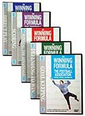 The Winning Formula-5 DVDs Soccer Training Videos
