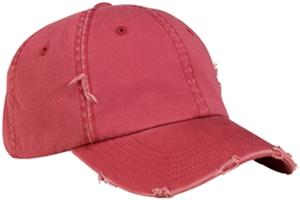 District Distressed Cap