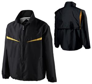 Holloway Achiever Extended Drop Tail Hem Jacket