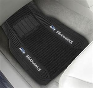 Fan Mats Seattle Seahawks Deluxe Car Mats (set)
