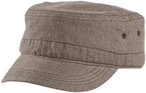 District Houndstooth Military Hat