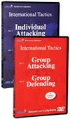 International Tactics Set Soccer Training Videos