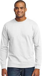 Port & Company LS 50/50 Cotton/Poly T-Shirt