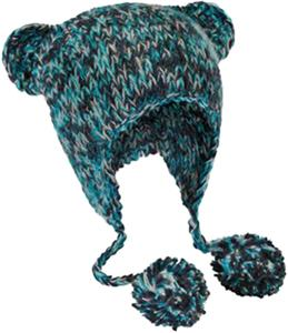 District Hand Knit Cat-Eared Beanie