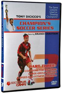 Champions Soccer DVD Series Soccer Training Videos