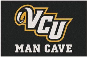 Virginia Commonwealth Univ. Man Cave Starter Mat