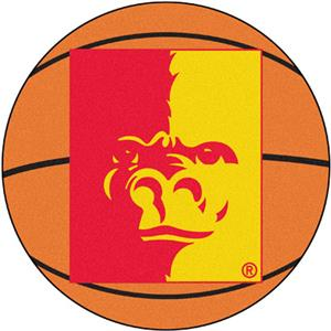 Fan Mats Pittsburg State University Basketball Mat