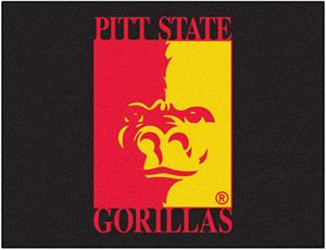 Fan Mats Pittsburg State University All-Star Mats