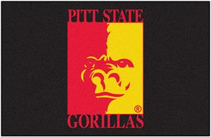 Fan Mats Pittsburg State University Starter Mat