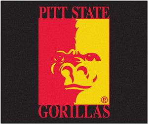 Fan Mats Pittsburg State University Tailgater Mat