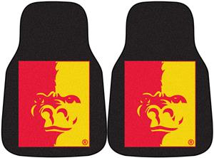 Fan Mats Pittsburg State Univ. Carpet Car Mats