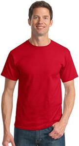 JERZEES HiDensi-T 100% Cotton T-Shirt