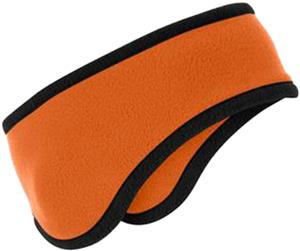 Port Authority Two-Color Fleece Headband