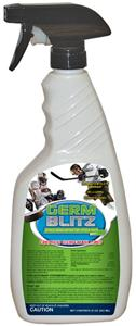 Germ Blitz Spray Bottle Liquid Sports Disinfectant