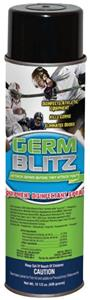 Germ Blitz Aerosol Can Sports Disinfectant