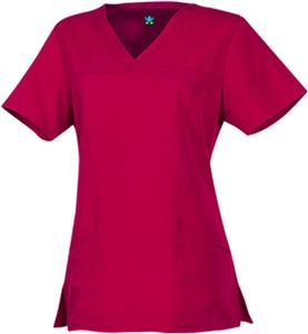 Maevn Gravity Sporty V-Neck Scrub Top