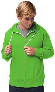 Independent Trading Unisex Zip Hooded Sweatshirts