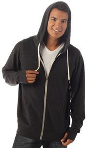 Independent Trading Unisex Zip Hooded Sweatshirts