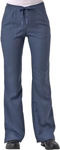 Maevn Gravity Women's Elastic Flare Scrub Pants