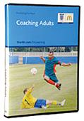 Coaching Adults 17+ DVD Soccer training videos