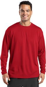 Sport-Tek Dri-Mesh Long Sleeve T-Shirt