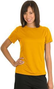 Sport-Tek Ladies' Dry Zone Raglan Accent T-Shirt
