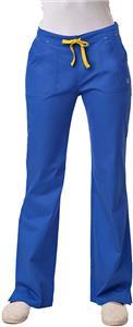 Maevn Blossom Women's Multipocket Flare Scrub Pant