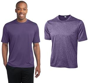 Sport-Tek Adult Heather Contender Tee