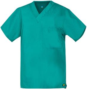 Maevn Core Line Unisex V-Neck Scrub Top
