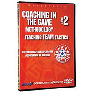 Coaching In The Game Methodology DVD