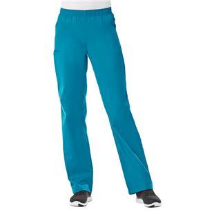 Maevn Core Women's Full Elastic Cargo Scrub Pants